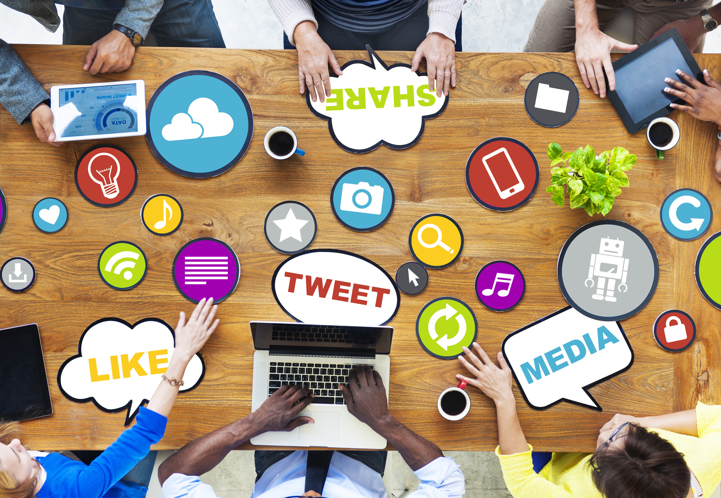 5 Social Media Marketing Tips