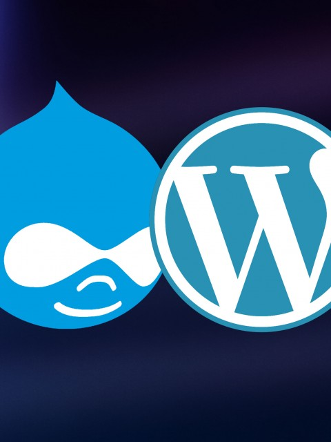 Drupal V Wordpress