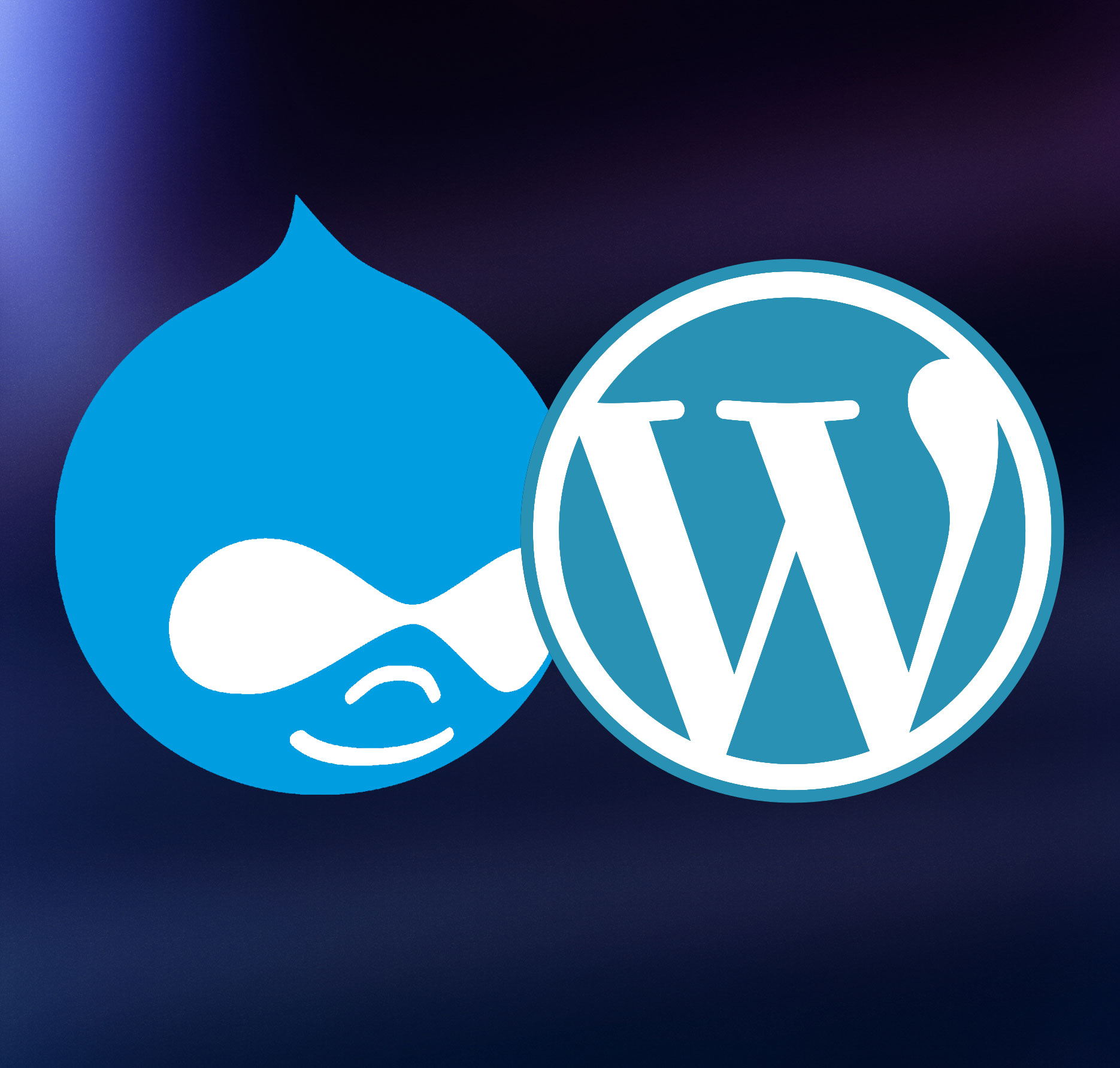 The CMS Choice: Drupal vs WordPress
