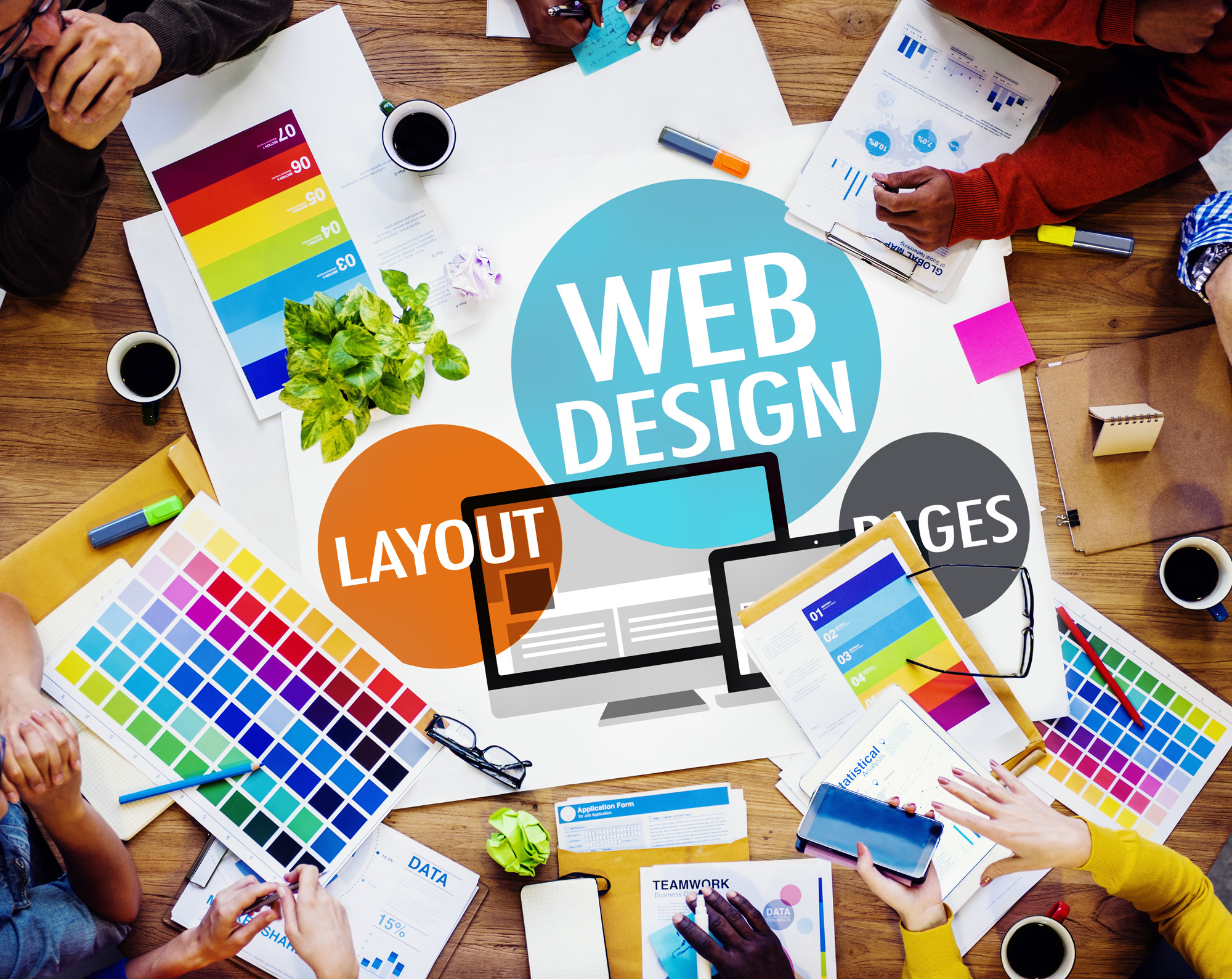 5 Tips for Effective Web Design