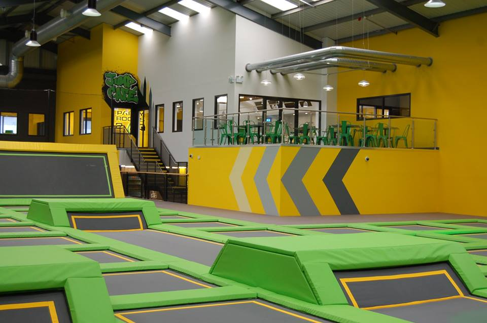 Jump Xtreme Lands With A Bounce Give The Dog A Bone Tarporley Cheshire
